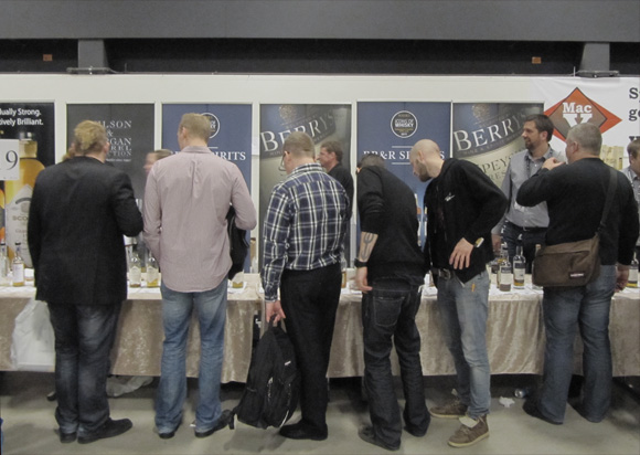 Berry's Own Selection. Whiskymessen 2012.