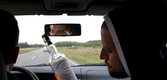 Whisser Mortlach road trip