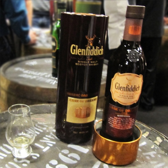 Glenfiddich Cask Of Dreams Whiskymessen 2013